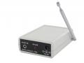 UX555 -  Transmisor de FM Mini Estéreo - Sincronizado con PLL
