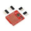 Kit de microSD Shield para Arduino
