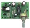CK151 - Amplificador de 4W con Pre-Amp de Micr�fono (KIT)