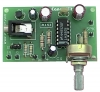 CK151 - Amplificador de 4W con Pre-Amp de Micrófono (KIT)